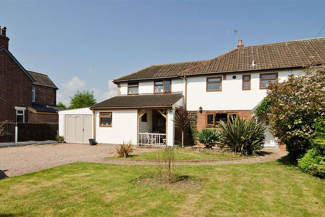 4 bed semi-detached house for sale in Uttoxeter Road, Armitage & Handsacre, Rugeley