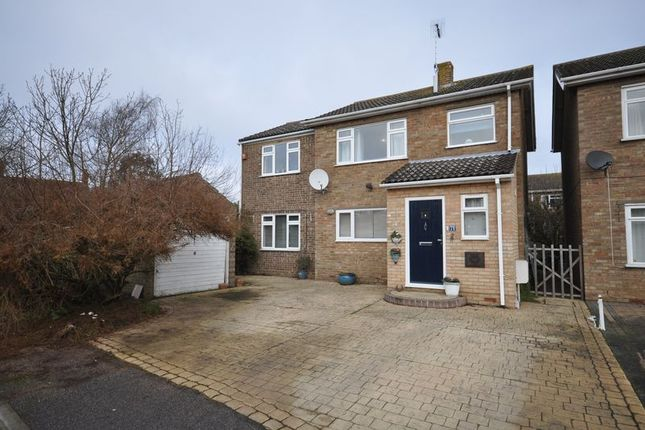 Thumbnail Detached house for sale in Reymead Close, West Mersea, Colchester