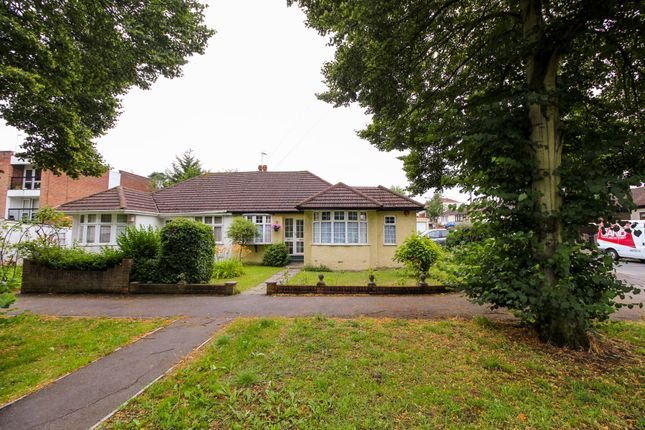Thumbnail Semi-detached bungalow to rent in Whitehall Road, London