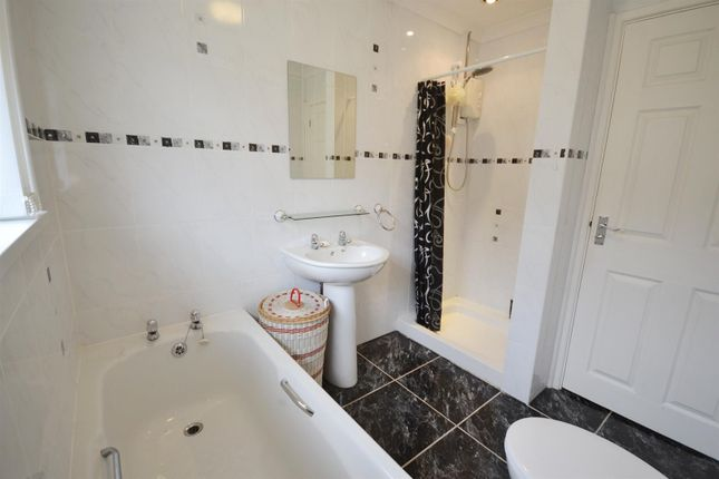 Bathroom of Greenhill Crescent, Haverfordwest SA61