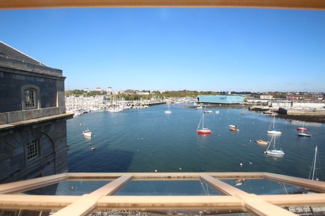 Thumbnail Flat to rent in Royal William Yard, Plymouth