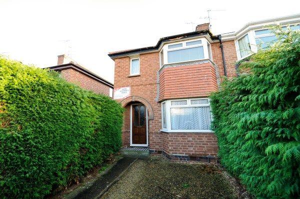 Thumbnail Shared accommodation to rent in Windsor Av, Worcester