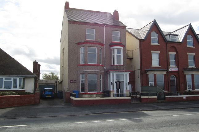 Thumbnail Detached house for sale in The Promenade, 38 Marine Drive, Rhyl