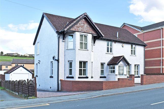 Detached house for sale in Twyford, Wellington Road, Llandrindod Wells LD1