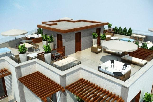 Roof Terraces of 1714 Sunny Side Resort & Spa, Becici, Montenegro