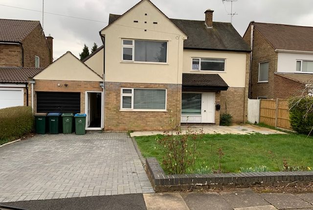 Thumbnail Detached house to rent in Cannon Close, Coventry