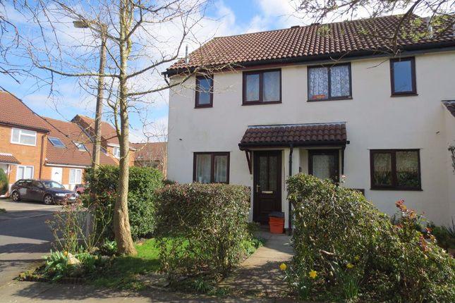 Thumbnail Property to rent in Berenger Close, Swindon