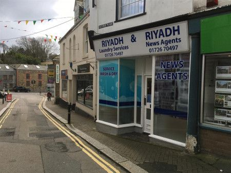 Commercial property for sale in Victoria Place, Trewoon, St. Austell