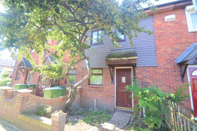 Thumbnail Terraced house to rent in Garrick Drive, London