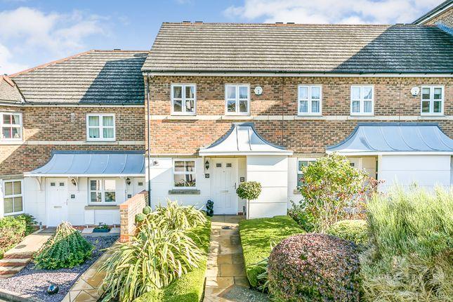 Thumbnail Terraced house for sale in Tetley Mews, Willicombe Park, Tunbridge Wells