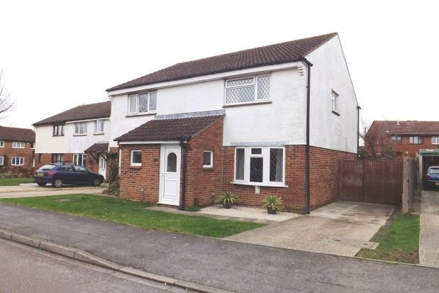 2 bed semi-detached house to rent in Trevose Way, Fareham