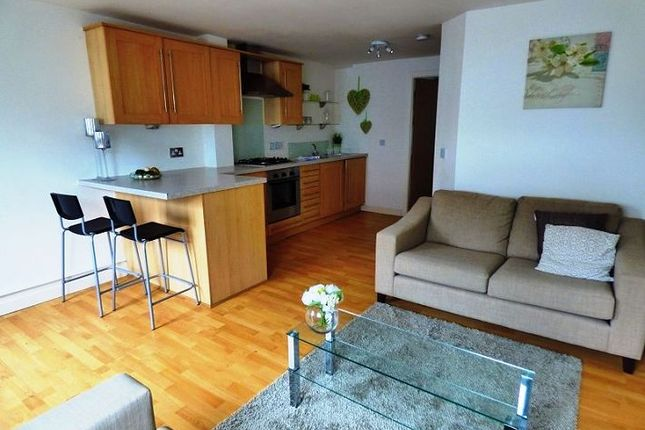 Thumbnail Flat to rent in Torside Mews, Hadfield