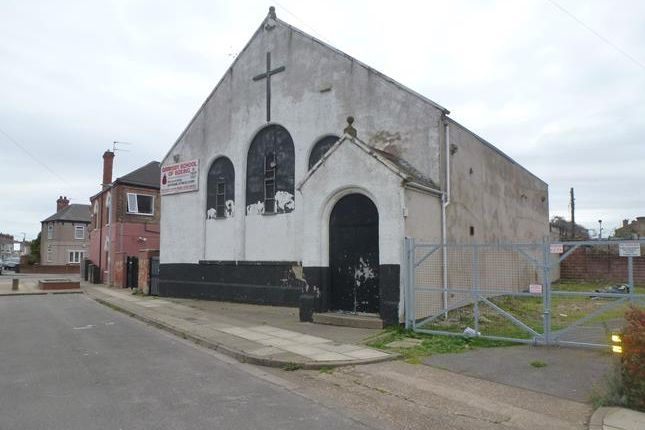 Thumbnail Light industrial for sale in 138, Tunnard Street, Grimsby, North East Lincolnshire