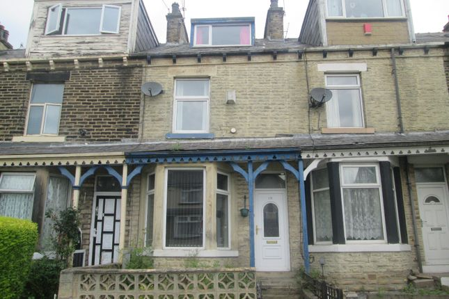 Thumbnail Terraced house to rent in Lister Avenue, East Bowling