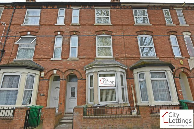 Thumbnail Terraced house to rent in Radford Boulevard, Radford