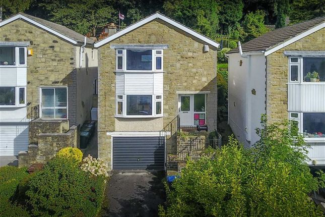 Thumbnail Detached house for sale in Langley Road, Bingley, West Yorkshire