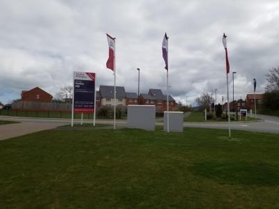 Thumbnail Flat to rent in Fieldfare Gardens, Gusborough