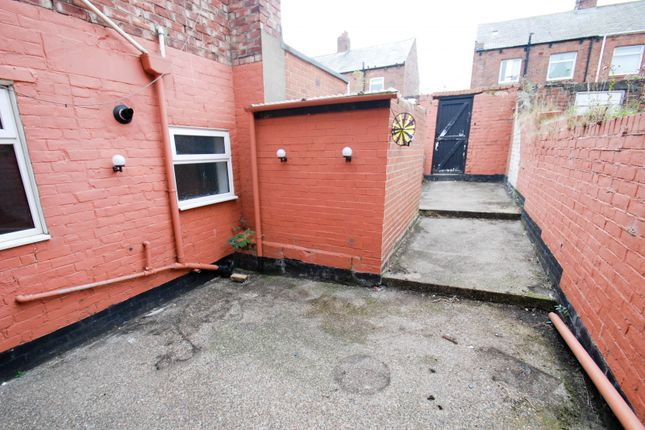 Exterior of St. Vincent Street, South Shields NE33