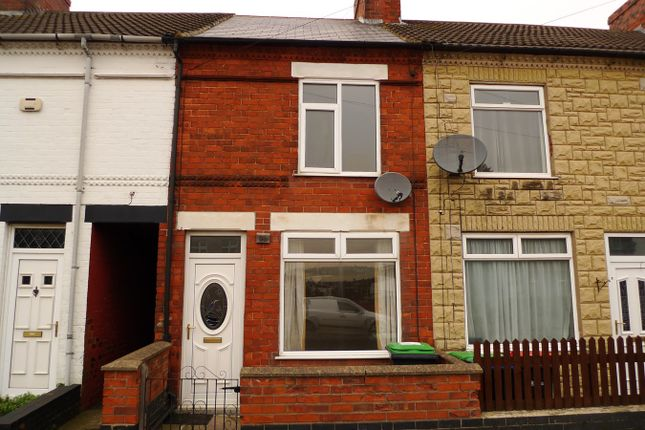 Thumbnail Terraced house to rent in Unwin Road, Sutton-In-Ashfield