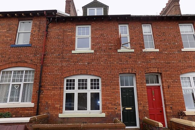 Thumbnail Terraced house to rent in South Western Terrace, Carlisle