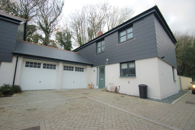 Thumbnail Link-detached house to rent in College Green, Penryn
