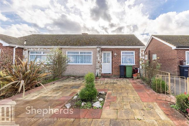 Thumbnail Semi-detached bungalow for sale in Maybury Avenue, West Cheshunt, Hertfordshire