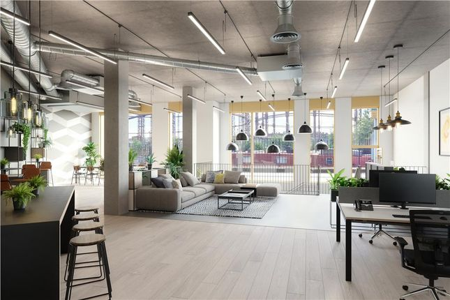 Thumbnail Office for sale in Canal Place, Unit 1 1-3 Sheep Lane, London