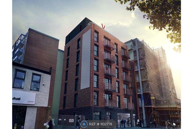 Thumbnail Flat to rent in Heaton Road, London