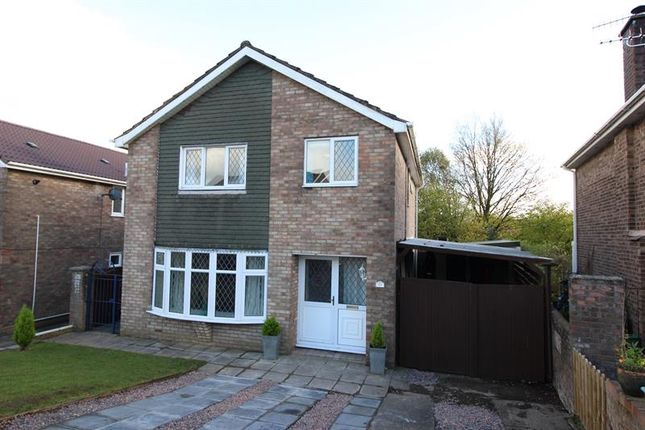 Thumbnail Detached house for sale in Monmouth Court, Caerphilly