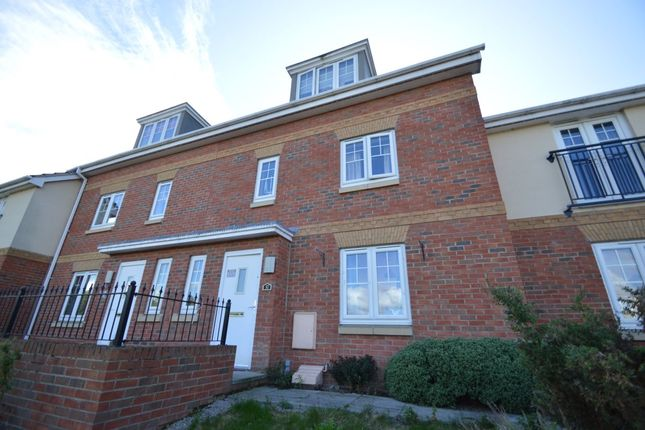 Thumbnail Town house for sale in The Wharf, Knottingley