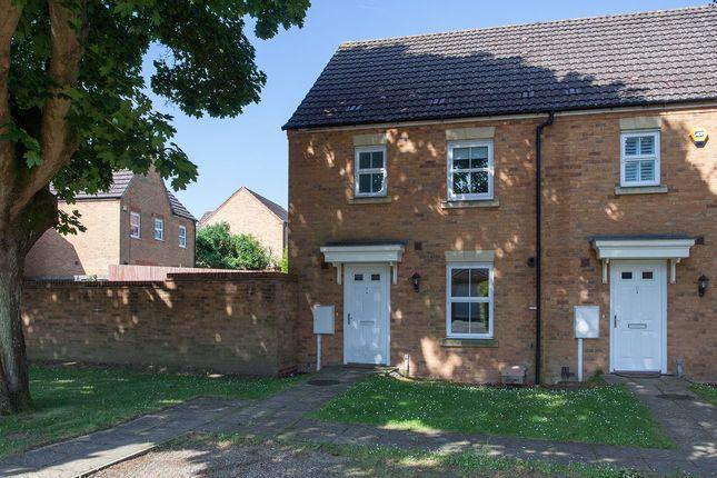 Thumbnail Terraced house to rent in Henderson Grove, Biggin Hill, Westerham