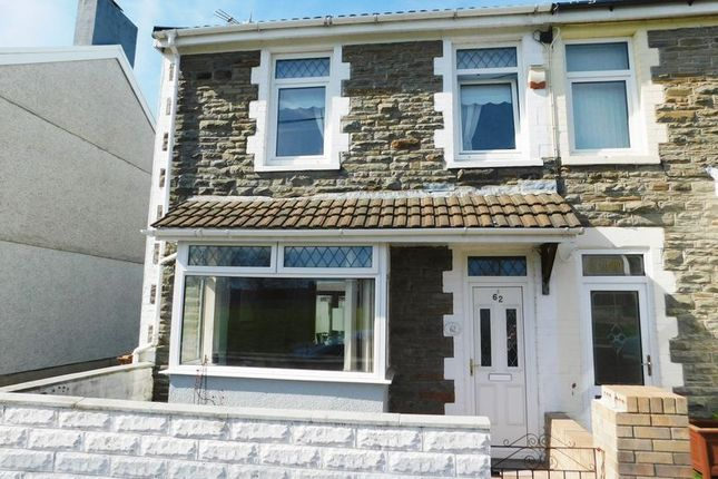 Thumbnail Terraced house for sale in Pengam Street, Glan Y Nant, Blackwood
