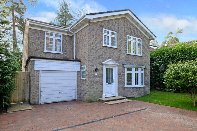 Thumbnail Detached house to rent in Prior End, Camberley