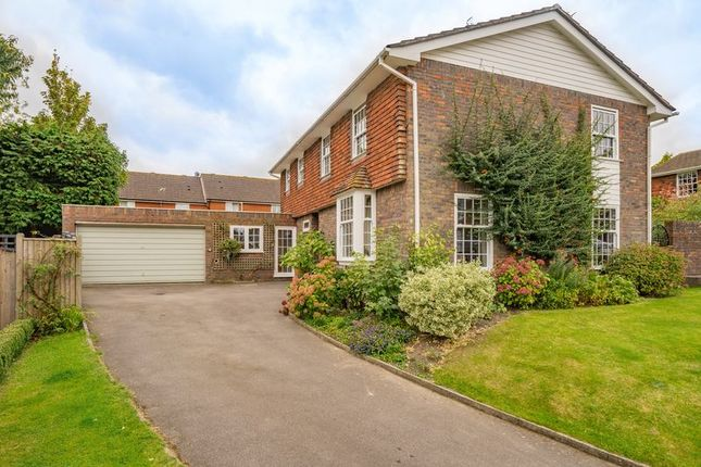 Thumbnail Detached house for sale in College Close, Lingfield