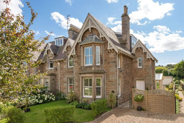 Thumbnail Semi-detached house for sale in Old Warden, Dirleton Avenue, North Berwick, East Lothian