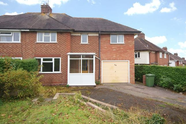 4 bed semi-detached house for sale in Queensway, Holmer, Hereford