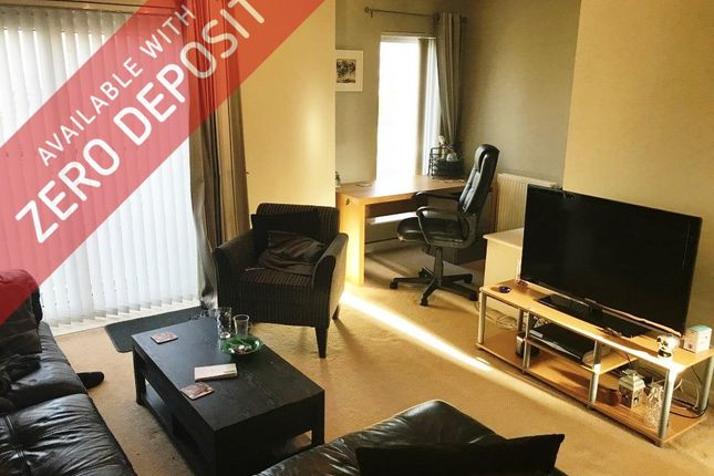 Living Room of Royce Road, Hulme, Manchester M15