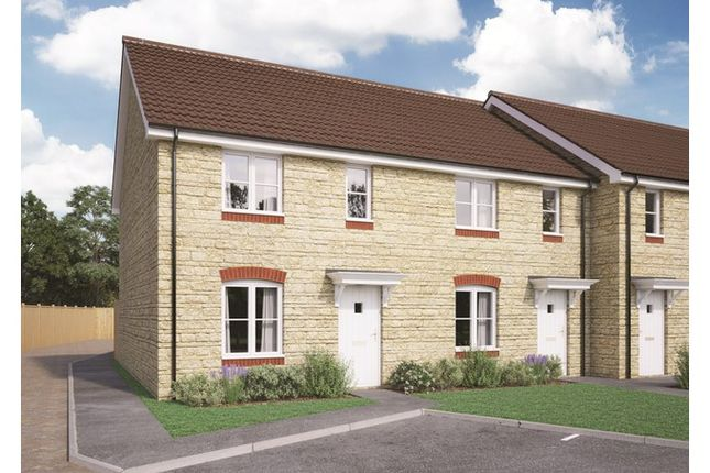 Thumbnail Terraced house for sale in Plot 3026 Imperial Place, Golden Arrow Way, Brockworth, Gloucestershire