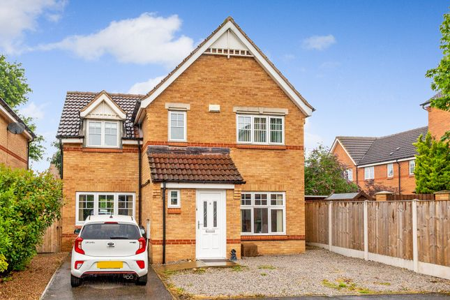 4 bed detached house for sale in Redbarn Drive, York YO10