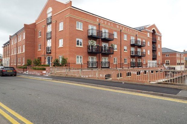 Thumbnail Flat to rent in Austin Court, Worcester
