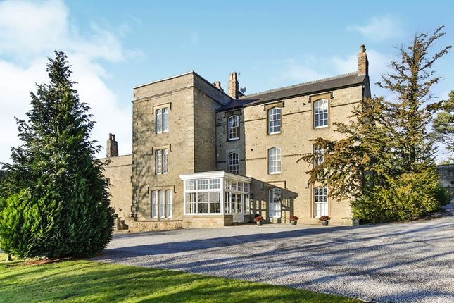 Thumbnail Flat for sale in The Towers, Witton Le Wear, Bishop Auckland, County Durham