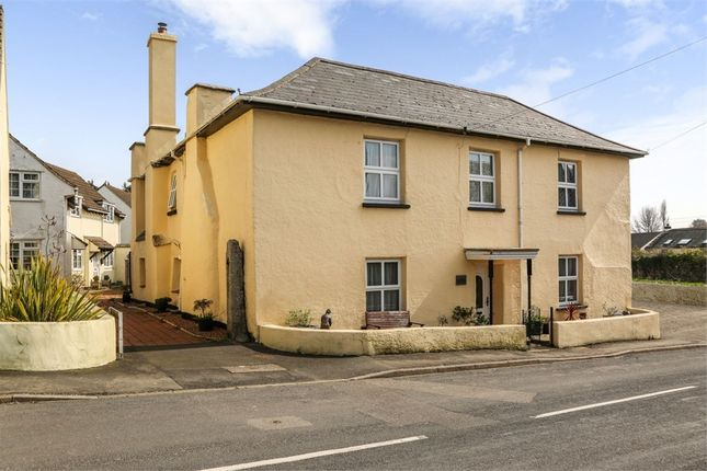 Thumbnail Detached house for sale in Chudleigh Knighton, Chudleigh, Newton Abbot, Devon