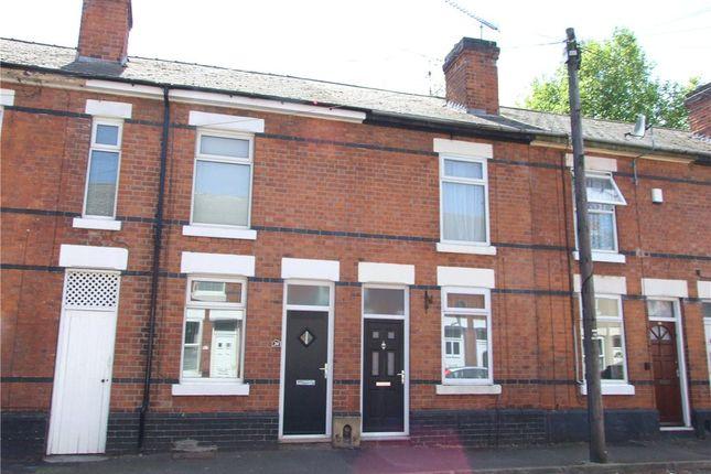 Front Elevation of Clifford Street, Derby DE24