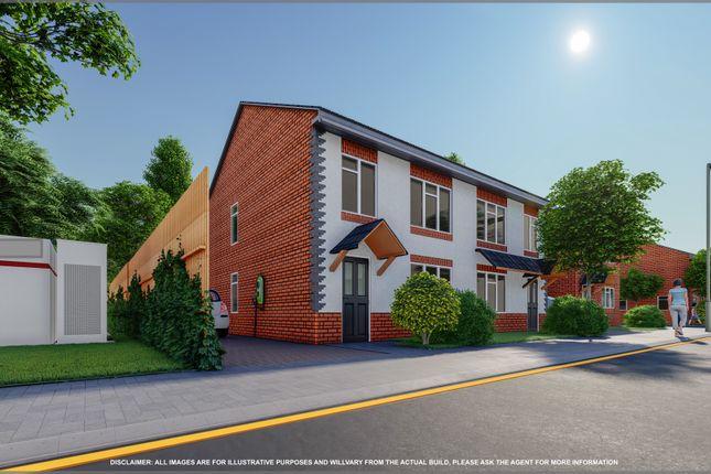 Thumbnail Semi-detached house for sale in Plot 2 Worcester New John Street, Halesowen, West Midlands