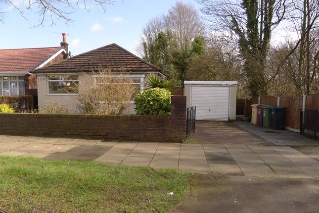 Detached bungalow for sale in Bradford Road, Bolton