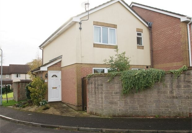 Thumbnail Semi-detached house for sale in Chi Rio Close, Shepton Mallet