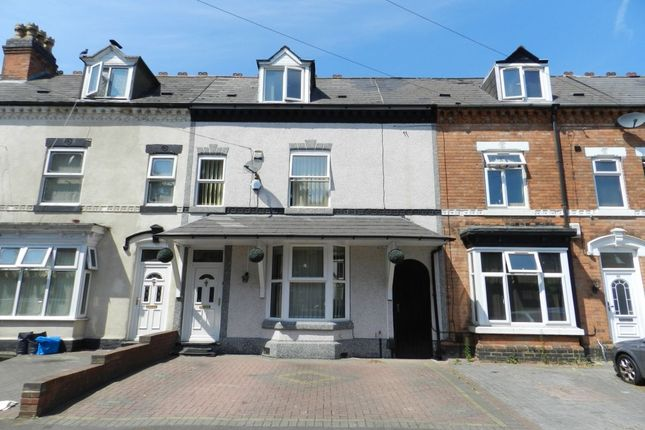 Thumbnail Terraced house for sale in Victoria Road, Stechford, Birmingham
