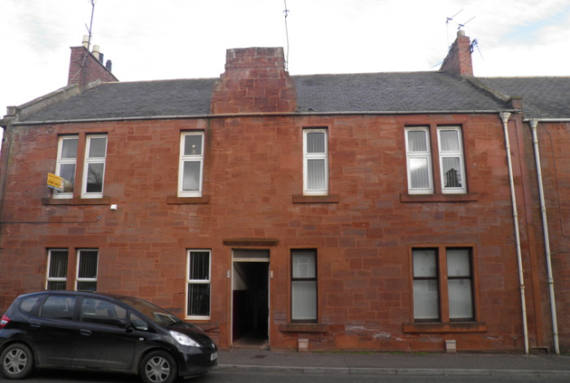 Thumbnail Flat to rent in 53 Kinnaird Street, Arbroath