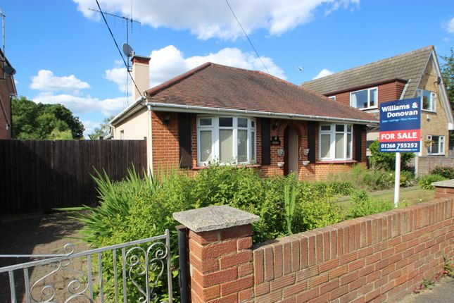 Thumbnail Detached bungalow for sale in Coombewood Drive, Benfleet