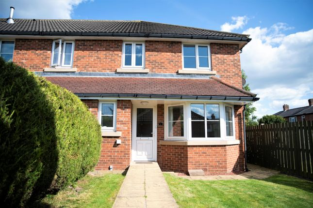 Thumbnail End terrace house for sale in Skipton Court, Harrogate